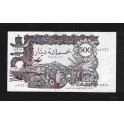 Algeria Pick. 129 500 Dinars 1970 XF