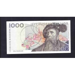 Suecia Pick. 61 20 Kronor 1991-95 SC