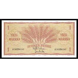 Finlandia Pick. 98 1 Markkaa 1963 SC