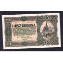 Hungria Pick. 61 20 Korona 1920 SC-