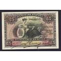 Edifil. B102 25 pesetas 15-07-1907 EBC