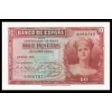 Edifil. C 15 10 pesetas 1935 SC
