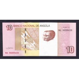 Angola Pick. Nuevo 5 Kwanzas 2012 SC
