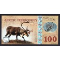 Artic Pick. 0 50 Dollars 2017 UNC