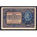 Polonia Pick. 27 100 Marek 1919 MBC