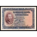 Edifil. B109a 25 pesetas 12-10-1926 MBC