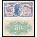 Edifil. C 42 50 centimos 1937 SC