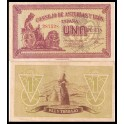 Edifil. C 48 1 peseta 1937 EBC