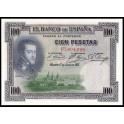 Edifil. C 1 100 pesetas 01-07-1925 SC