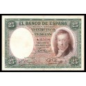 Spain Pick. 81 25 Pesetas 25-04-1931 VF