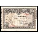 Edifil. C 39 25 pesetas 01-01-1937 EBC