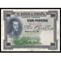 Edifil. D 11 100 pesetas 01-07-1925 MBC