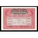 Austria Pick. 50 2 Kronrn 1919 SC