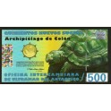 Galapagos Pick. 0 500 Sucres 2009 SC