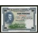 Edifil. C 1 100 pesetas 01-07-1925 SC-
