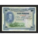 Pick. 69a 100 pesetas 01-07-1925 VF
