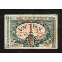 Monaco Pick. 5 1 Franc 1920 VF