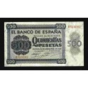 Spain Pick. 102 500 Pesetas 21-11-1936 VF