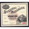 Suecia Pick. 48 100 Kronor 1959-63 MBC