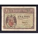 Edifil. D 28b 1 peseta 28-02-1938 EBC
