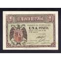 Edifil. D 29 1 Peseta 30-04-1938 SC