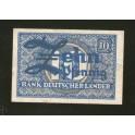 Alemania Federal Pick. 12 10 Pfennig 1948 EBC