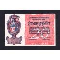 Liechtenstein Pick. 1 10 Heller 1920 SC