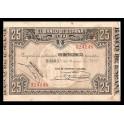 Edifil. C 39 25 pesetas 01-01-1937 MBC