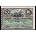 Cuba Pick. 49 10 Pesos 15-05-1896 SC