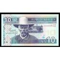 Namibia Pick. 4 10 Dollars 2001 SC