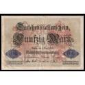 Alemania Pick. 49 50 Mark 1914 MBC